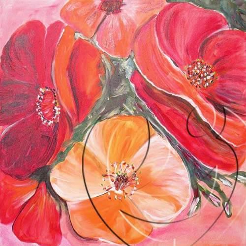 008010 Poppies