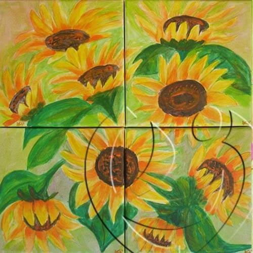 008018 Sunflowers