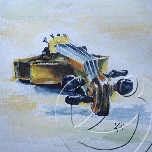 012050 Violin for Marti