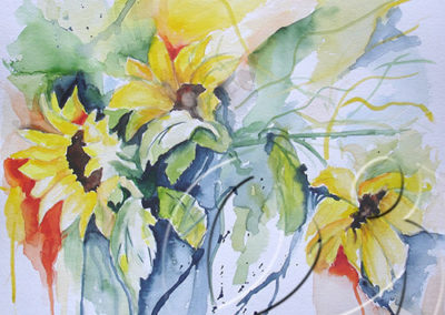012052 Sunflower for Bori