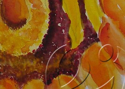 012064 sunflower detail4