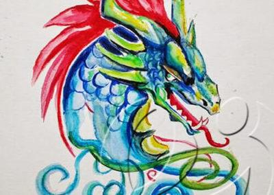 014075 Dragon for Natasha