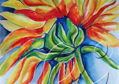 015089 Sunflower