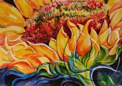 015094 My lying flower