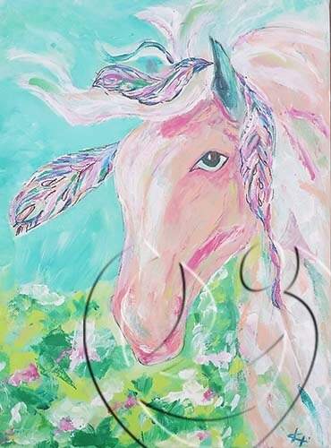 015120 Horse