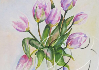 016144 Tulips for Edward