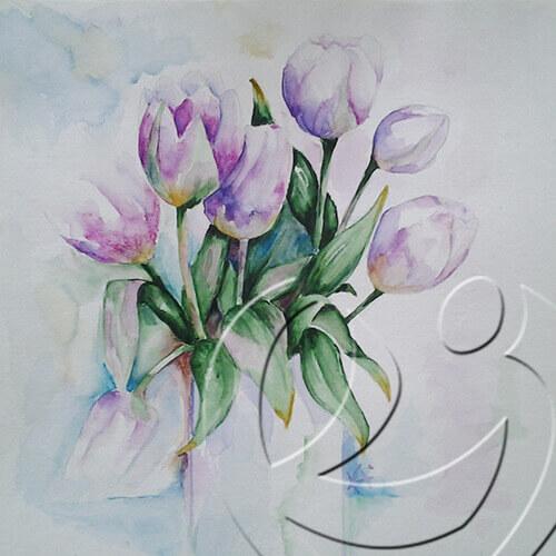 013067 Tulips