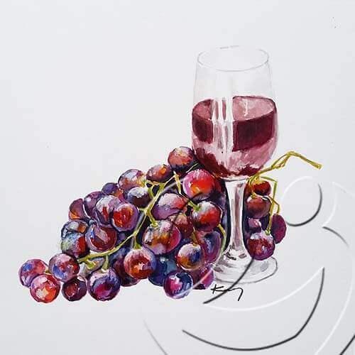 017204 Grapes