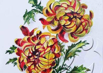 017207 Chrysanthem