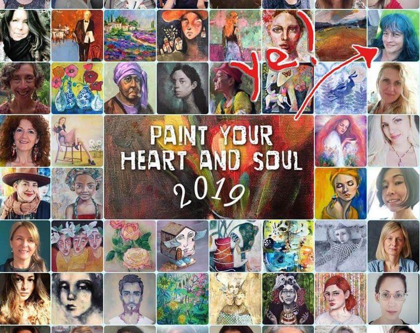 Paint Your Heart and Soul 2019 csatlakozz