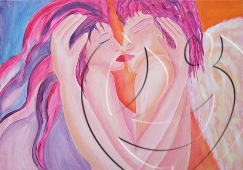 008012 Kiss of an Angel