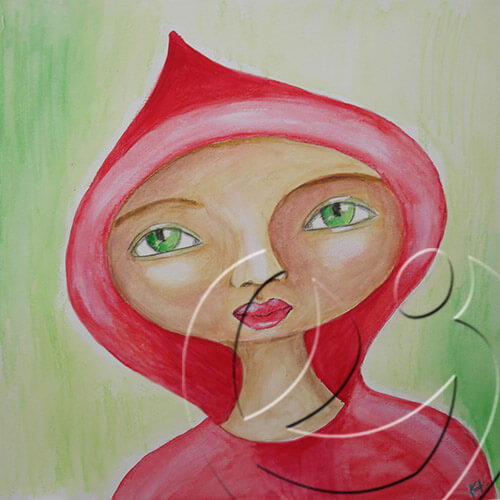 010023 Little Red Riding Hood