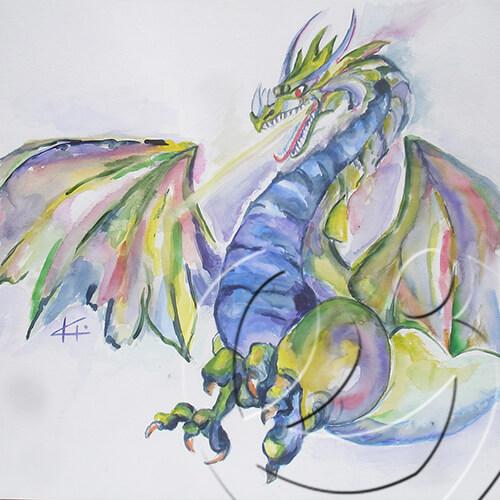 012059 Dani's Dragon