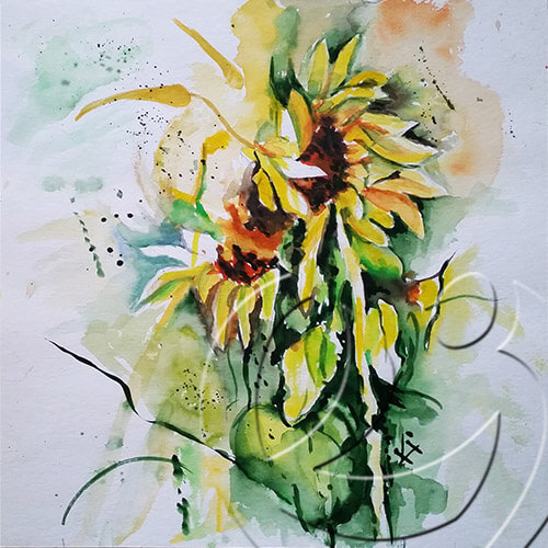 013065 sunflower