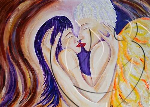 014078 kiss of an angel