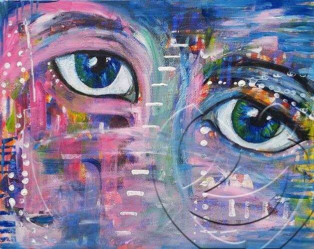 015109 True eyes