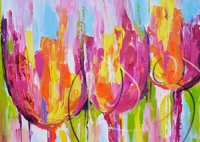 015115 Tulips