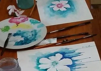aquarell camp2018 19