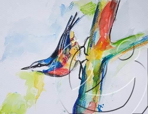 015084 Bird