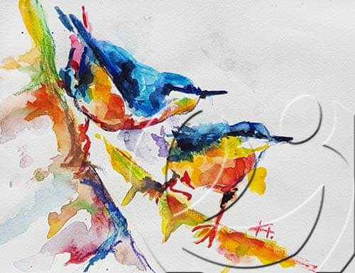 015088 two birds