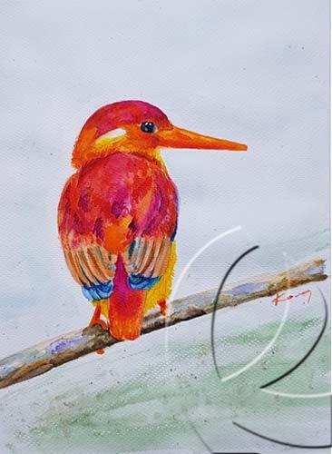 018230 Bird